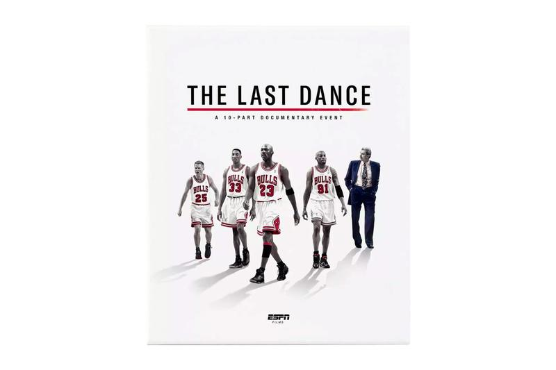 Michael Jordan 人氣紀錄片《The Last Dance》限量藍光套組現正開放預購