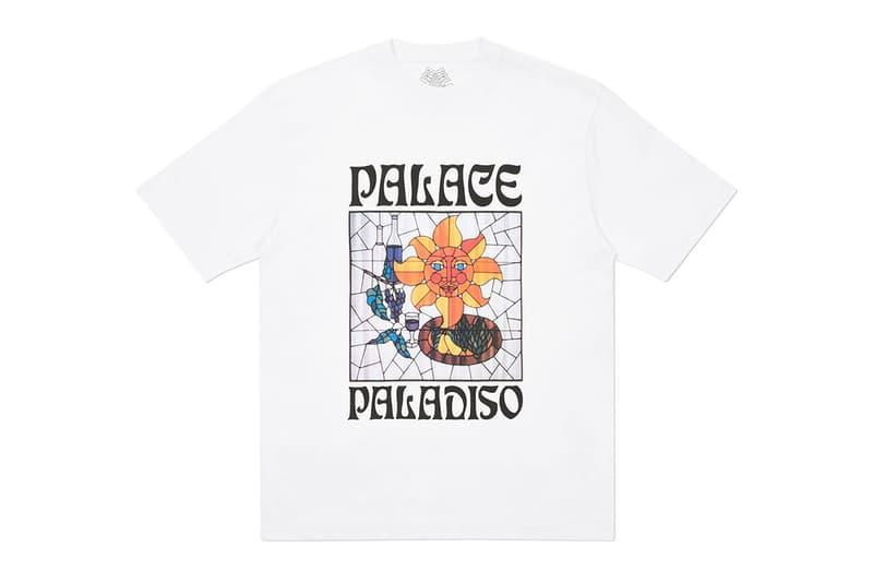 Palace Skateboards 2020 冬季系列第 3 週入手指南
