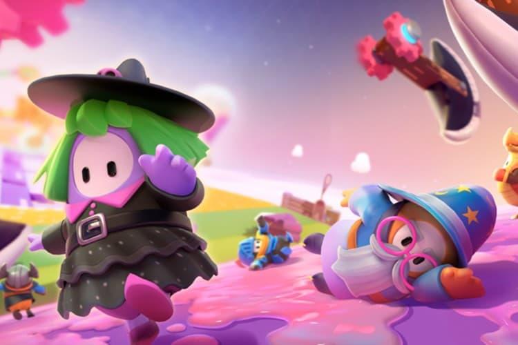 《Fall Guys 糖豆人:終極淘汰賽》全新第二季遊戲模式即將登場