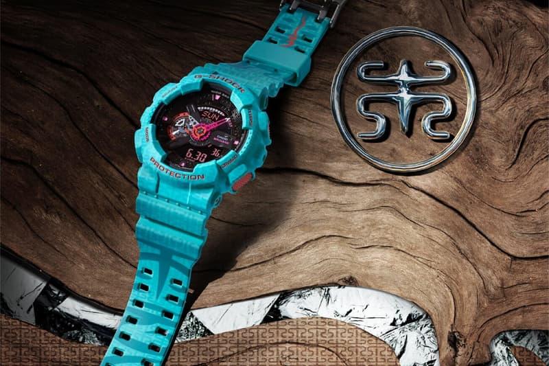 G-Shock 攜手 Jahan Loh 打造《三國演義》五虎將系列聯乘錶款