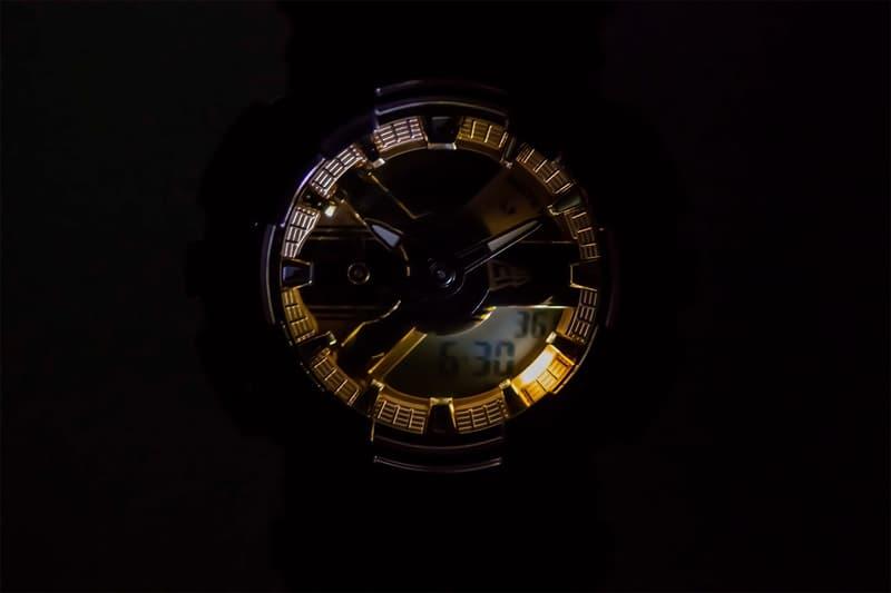 G-Shock x New Era® 全新 100 周年別注聯乘腕錶發佈