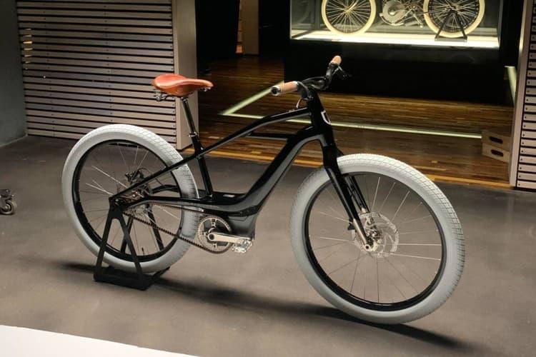 Harley-Davidson 發表首款電動自行車 Serial 1 eBicycle
