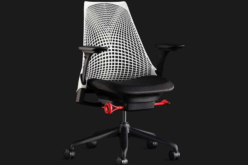 Herman Miller 發表全新前衛電競座椅「Sayl」