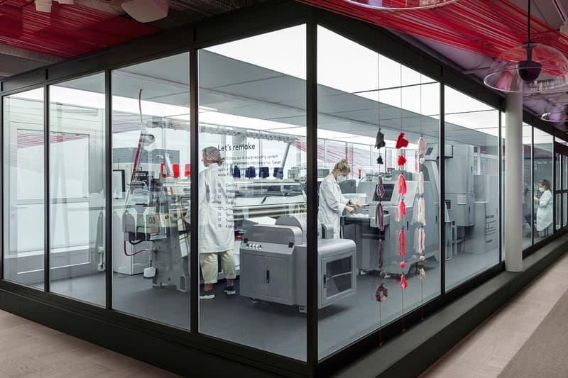 H&M 舊衣翻新服務「Looop」將直接在你眼前展示製作過程