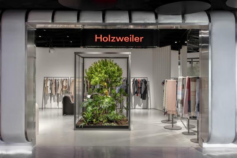 走进 Holzweiler 秋冬系列 Pop-UpStore 期限店