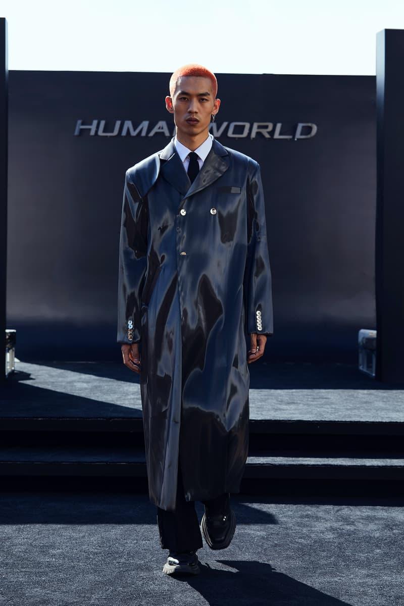 HUMANWORLD 正式发布 2021 春夏系列