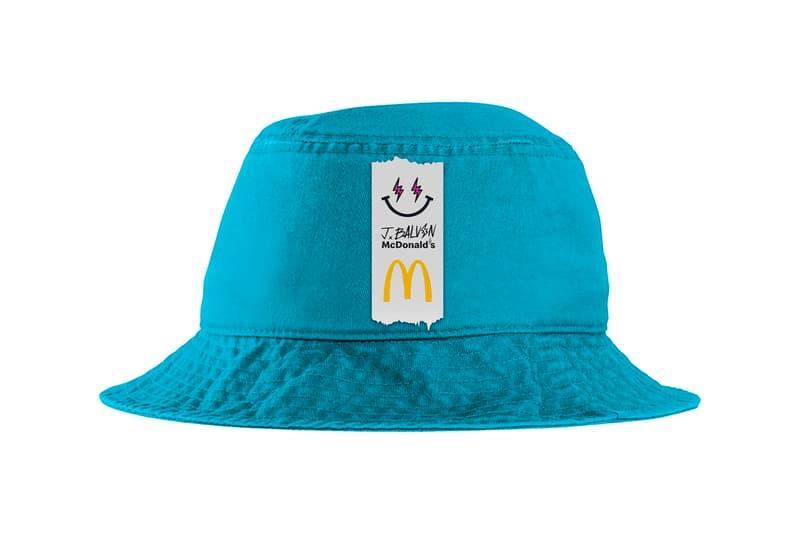 J Balvin x McDonald's 全新聯乘系列正式發佈