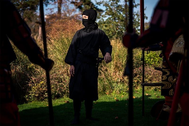 日本三重大學開設全球首個「忍者」學位課程