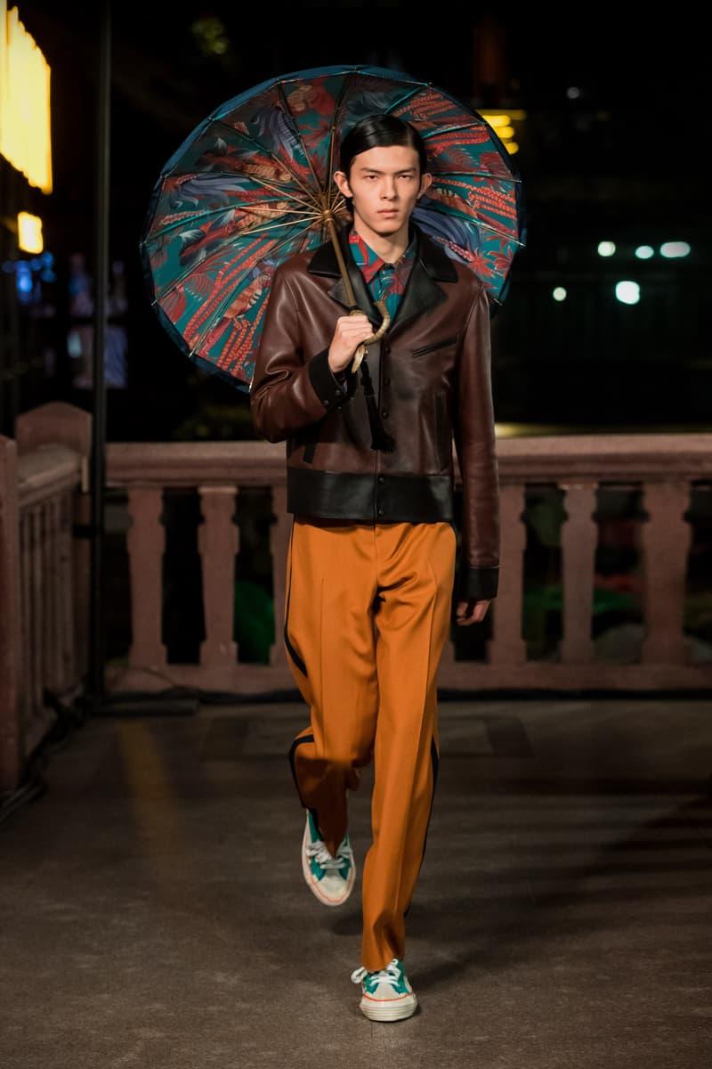 LANVIN 于上海发布 2021 春夏系列