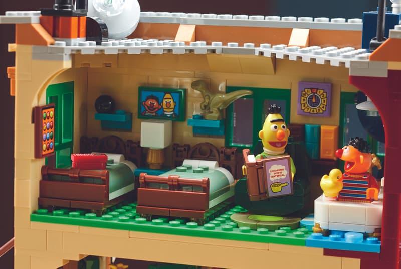 LEGO 首款《Sesame Street》主題「芝麻街」盒組正式發佈