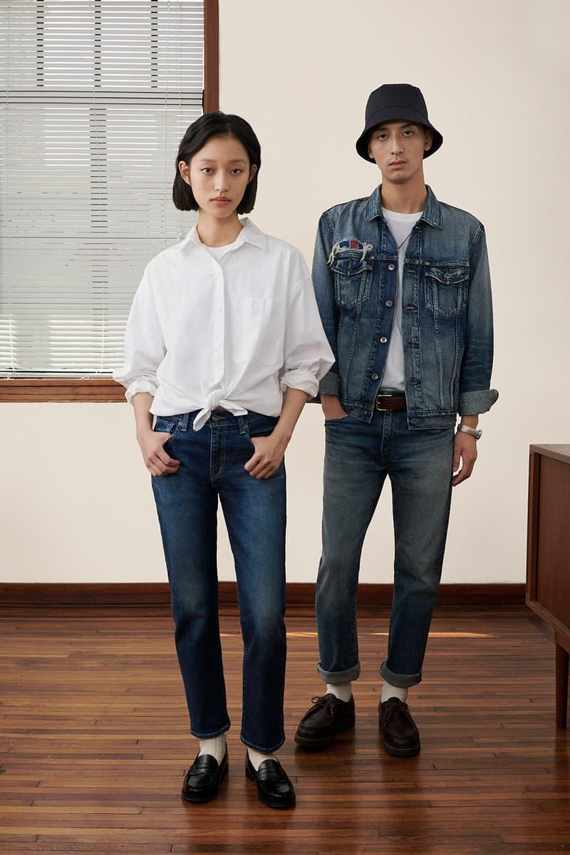 Levi's® Made & Crafted® 日本制系列 2020 秋冬 Lookbook 发布