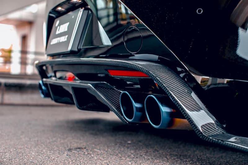 Liberty Walk 打造 Lexus LC500 全新寬體改裝車款
