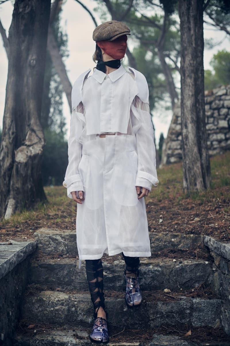 Maison Margiela 全新 2021 春夏系列發佈
