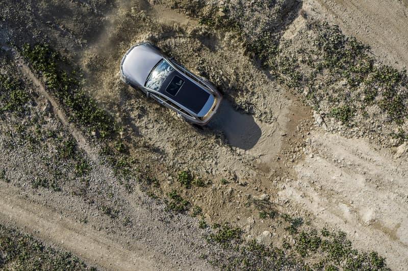 Mercedes-Benz 全新 EQC 4×4² 純電能越野 SUV 概念車款登場