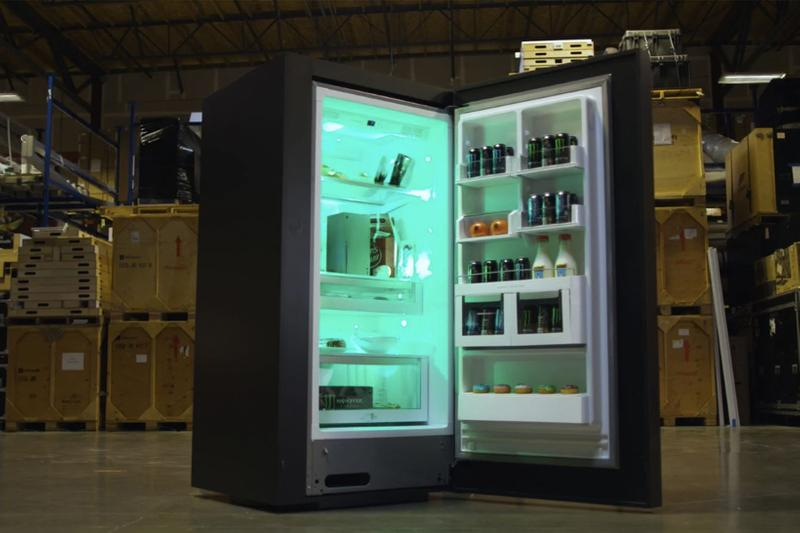 讓迷音成真- Microsoft 官方公佈 Xbox Series X 造型冰箱「只送不賣」