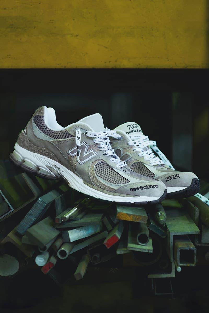 INVINCIBLE X N.HOOLYWOOD X New Balance  三方联名鞋款  ML2002RV 正式登场