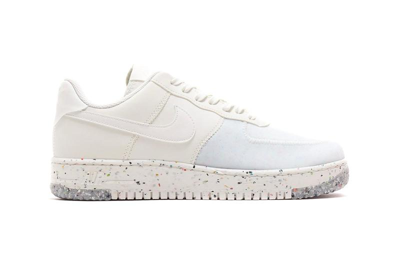 Nike Air Force 1 全新設計「Summit White」發佈