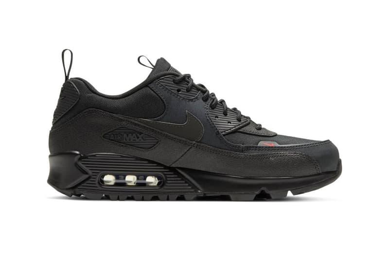 Nike Air Max 90 全新「Surplus Pack」系列鞋款發佈
