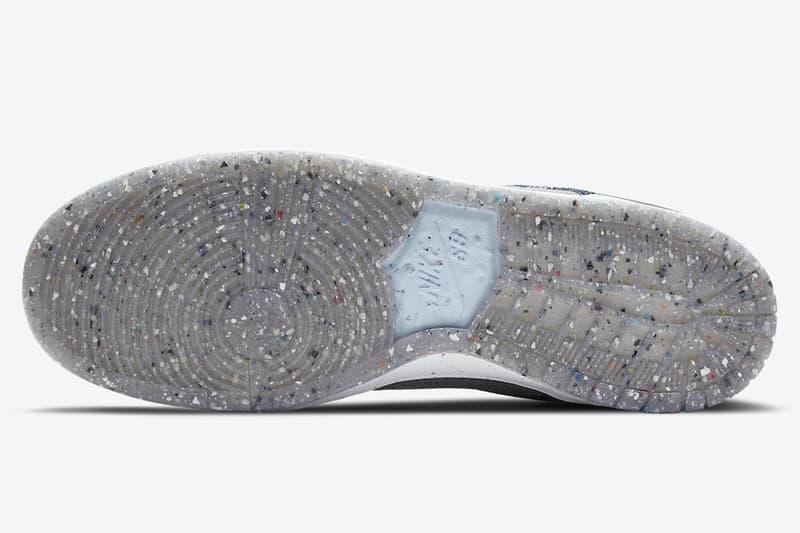 Nike SB Dunk Low 推出全新「環保」主題 Crater 配色