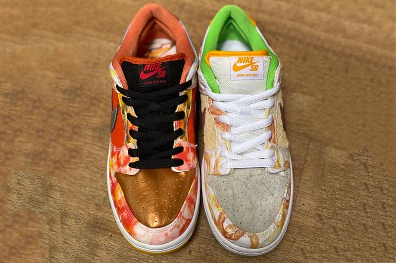 率先預覽 Nike SB Dunk Low 全新配色「Chinese New Year」