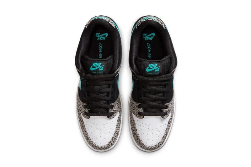 Nike SB Dunk Low 最新配色「Elephant」官方圖輯、發售情報公開