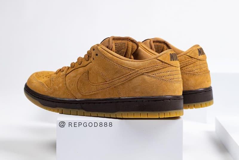 率先近賞 Nike SB Dunk Low 全新小麥配色「Wheat」