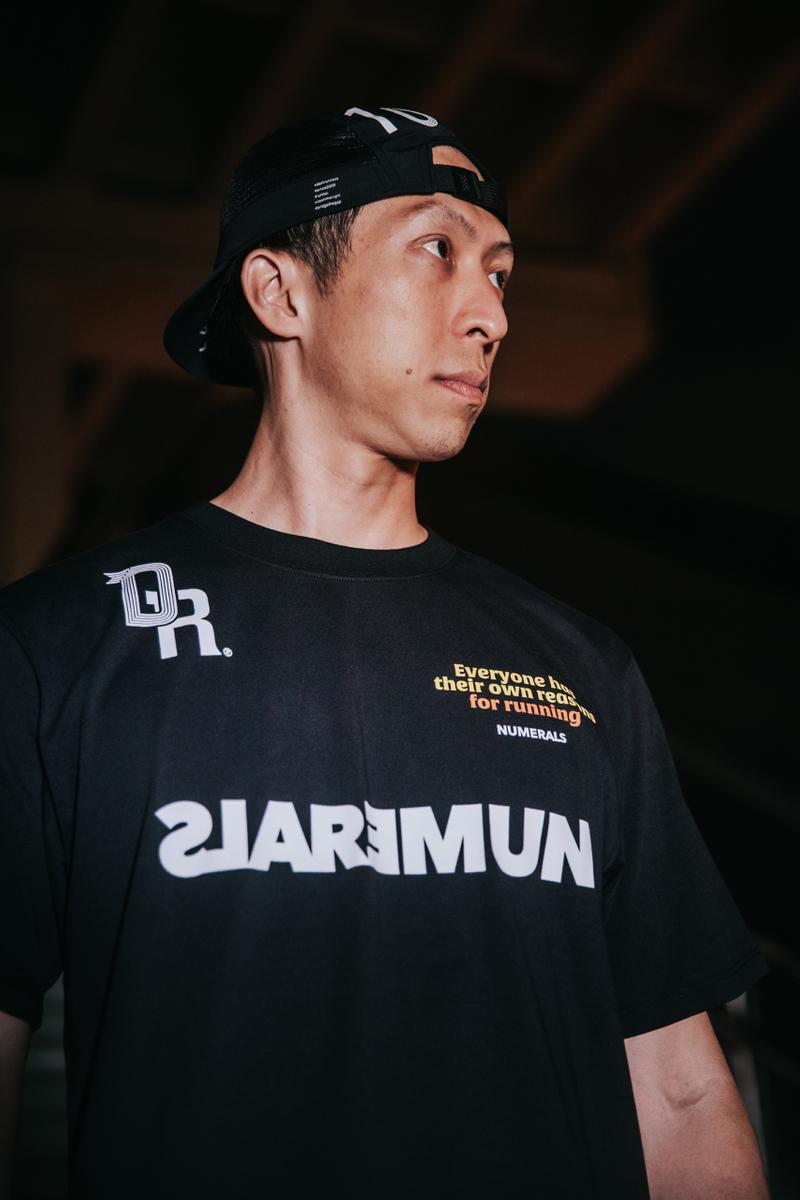 NUMERALS 携手 DarkRunners 推出限定联名系列