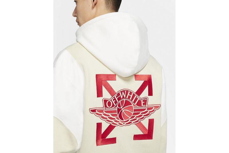 Off-White™ x Jordan Brand 全新聯名服飾率先曝光