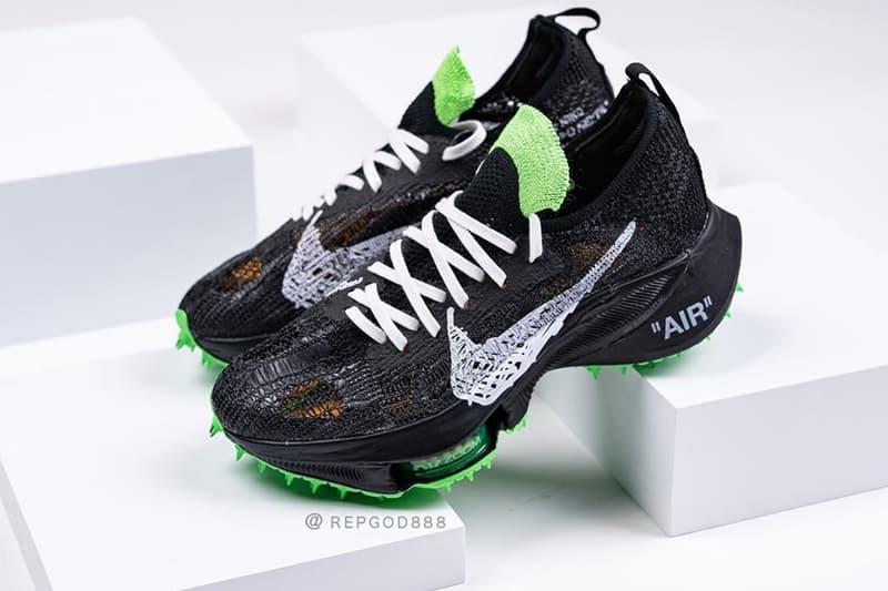 近賞 Off-White™ x Nike Air Zoom Tempo Next% FK 完整清晰圖輯