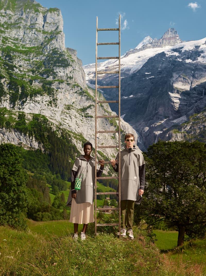 On 发布全新 Swiss Legacy Jacket 限量服饰