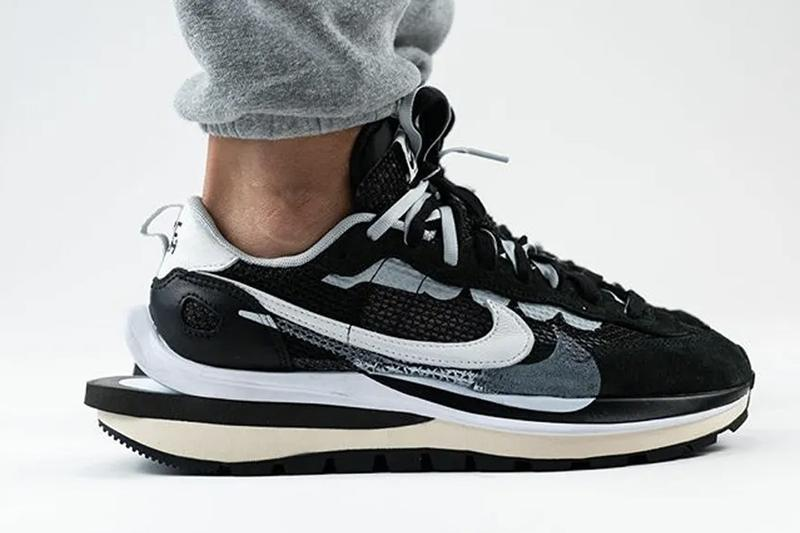 sacaix Nike Vaporwaffle 2020 秋冬聯名系列發售日期率先公開
