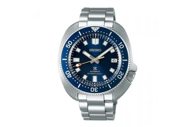 Seiko 推出全新經典「Captain Willard」主題 Prospex 錶款