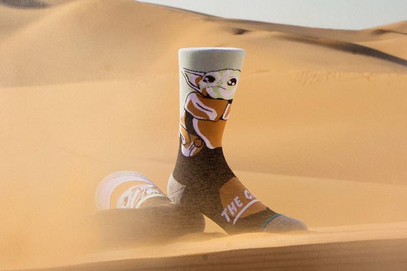 STANCE 與 Star Wars 推出全新聯名襪款系列