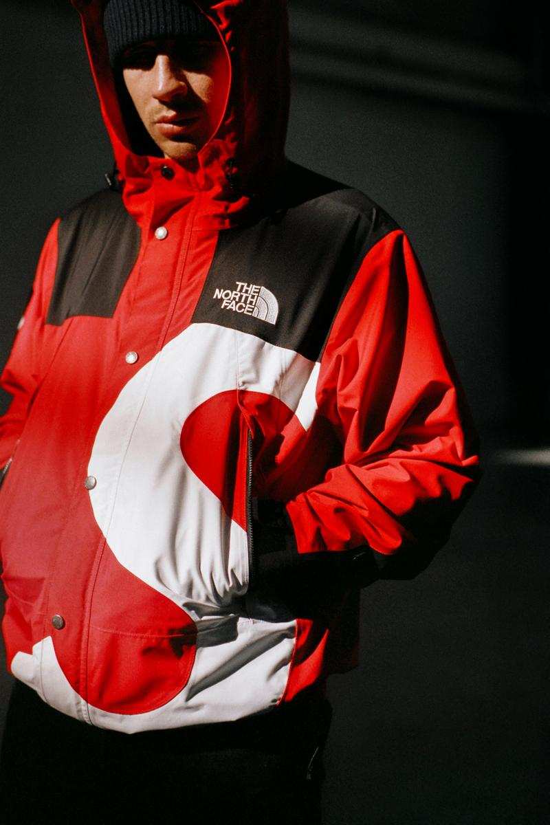Supreme x The North Face 2020 秋季聯名系列正式發布