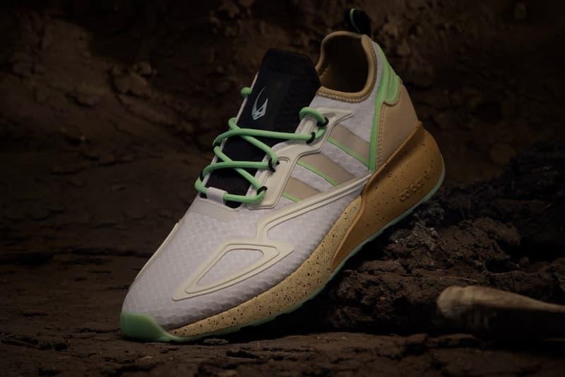 adidas x《The Mandalorian》全新聯乘系列鞋款正式發佈