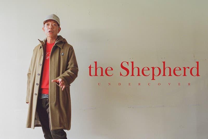 the shepherd UNDERCOVER 2020 秋冬系列 Lookbook 正式發佈