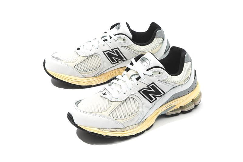 HBX 上架情報:thisisneverthat x New Balance 2002R 全新聯乘系列鞋款