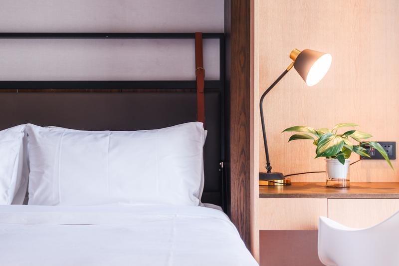 走进上海浦东同派酒店