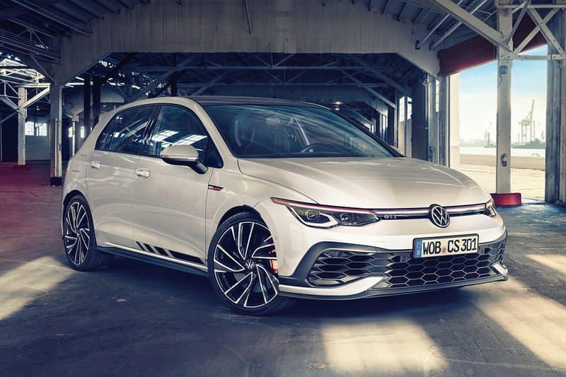 Volkswagen 正式發表全新 Golf GTI Clubsport MK8 車款