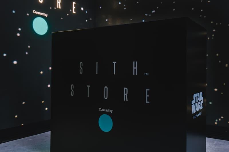 《星球大战》x 3125C 全新 SITH STORE 别注系列活动回顾