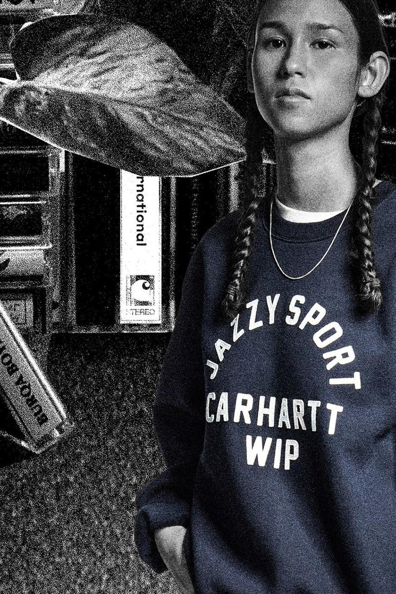Carhartt WIP 与 6 个独立音乐厂牌合作发布音乐节目并释出胶囊系列