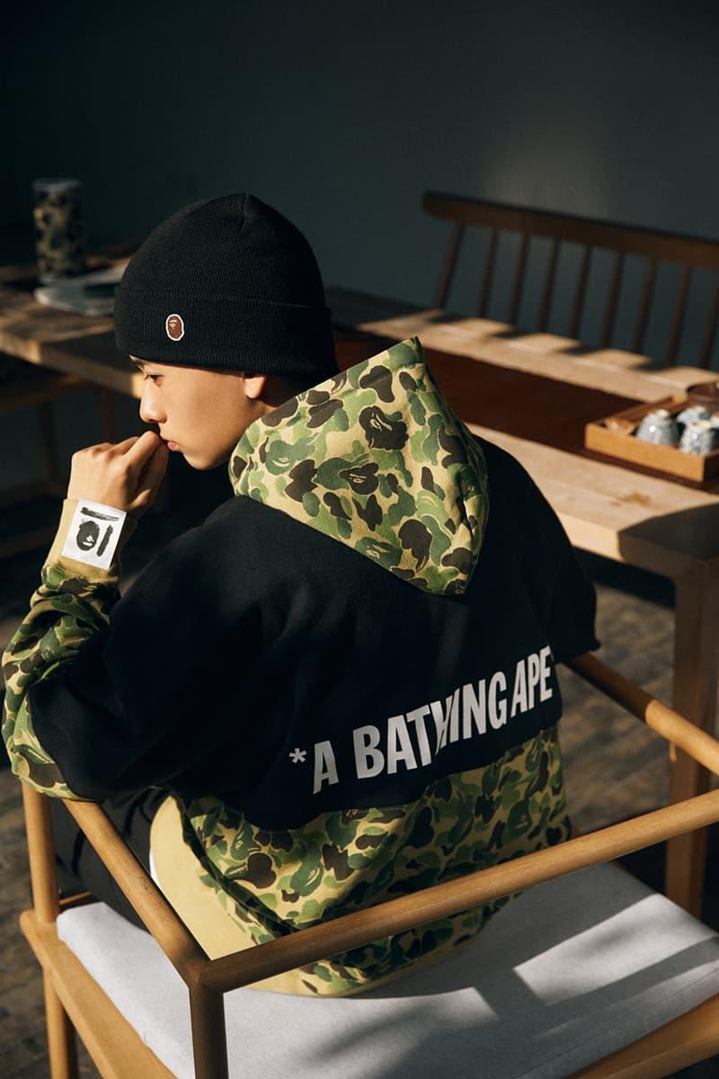BAPE STORE® 中国 10 周年限定系列即将发售