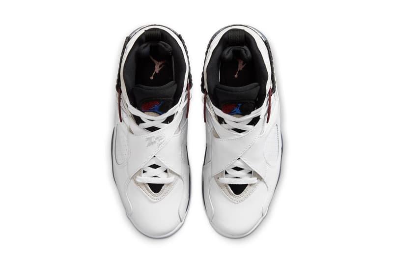 Air Jordan 8 最新配色「Burgundy」官方圖輯、發售情報正式公開