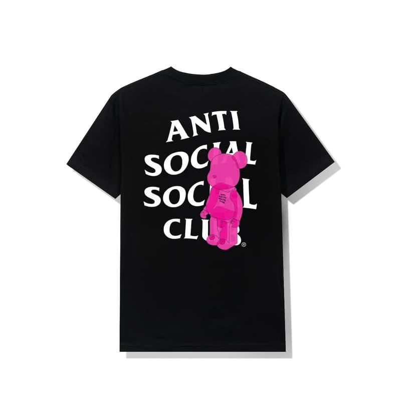 Anti Social Social Club x Medicom Toy 全新聯乘系列正式發佈