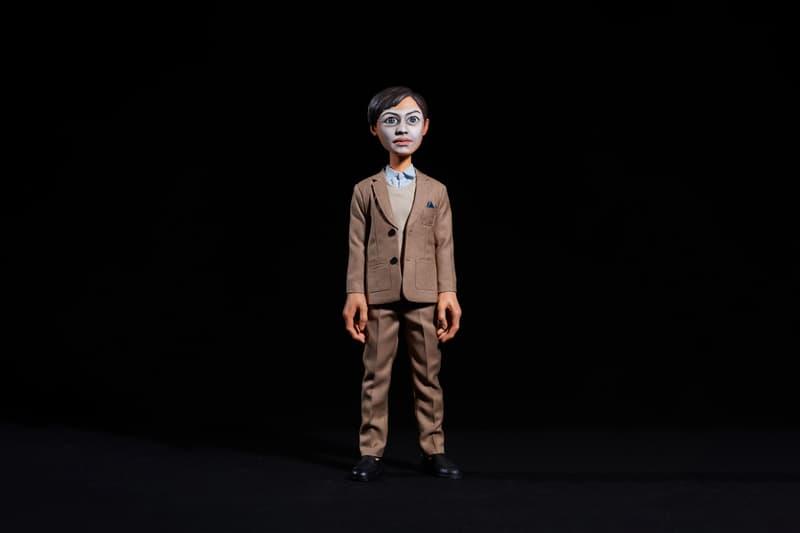 ArTy ReTro x 曾梵志全新「The Mask」艺术玩偶即将登场