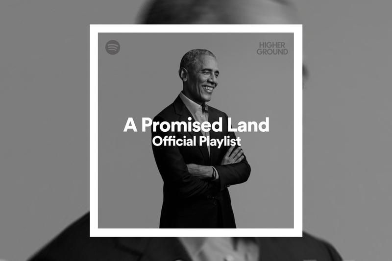 Barack Obama 公佈個人全新 20 首音樂歌單