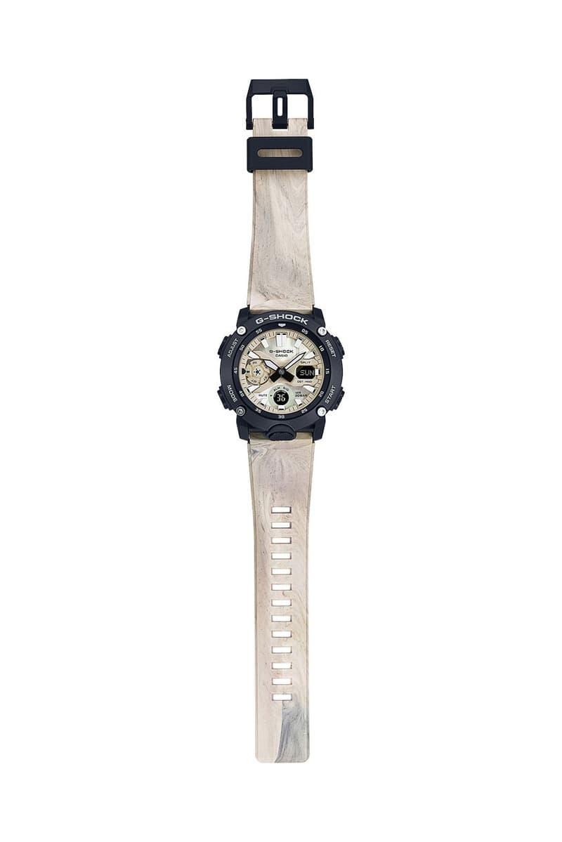 G-Shock 發表冬季最新「Utility Marble」系列錶款