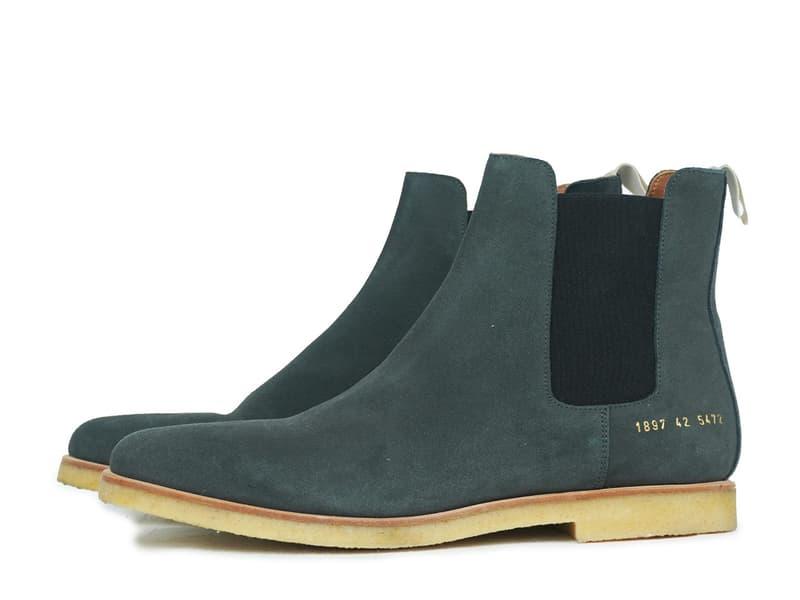 Common Projects 宣佈首回 Sample 及稀有鞋型展開發售