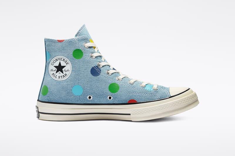 Converse x GOLF WANG 全新联名 Chuck 70 鞋款发布