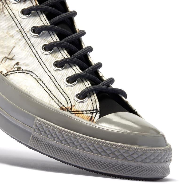 Converse 推出全新 GORE-TEX 面料 Chuck 70 鞋款